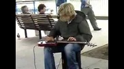 Лондонски уличен Китарист