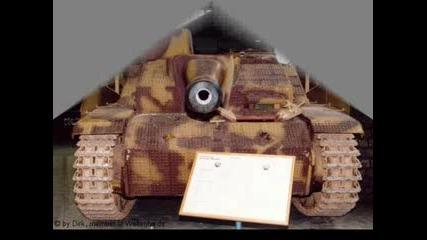 Top 10 - 2 Ww German Tanks