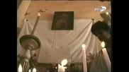Исус Христос плаче с кървави сълзи от портрет в Индия