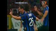Милан - Интер 0:4 Срам и позор ...
