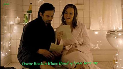 Oscar Benton & Blues Band -please love me