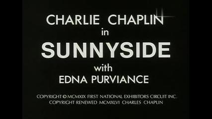 Sunnyside - Charlie Chaplin (1919)