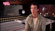 Kevin Jonas is My Mentors video for Lunchables Created By You