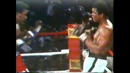 Най-доброто от великия Мохамед Али!!!
