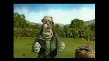 Shaun The Sheep - Mower