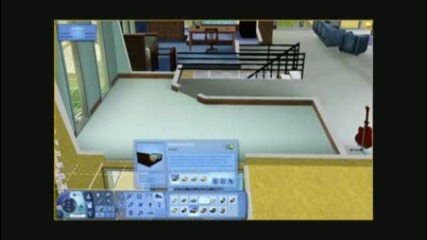 The Sims 3 - Building a House 3 - The Bellagio - Part 4 - Interior