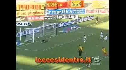 Lecce - Cagliari - Sicignano 1