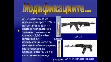 Автомат Калашников
