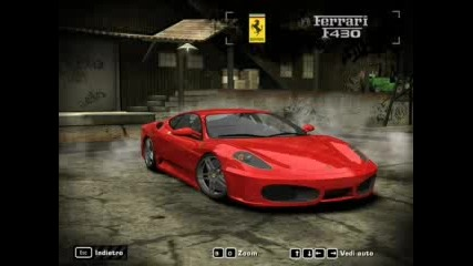 Ferarita na Need For Speed Most Wanted