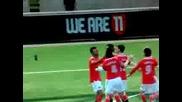 Fifa 11 United Goals