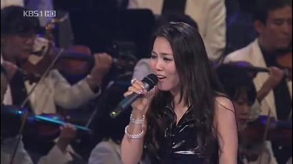 ( Бг Субс ) Песента от Титаник изпята невероятно - So Hyang - My Heart Will Go On