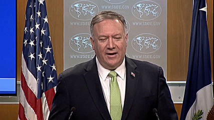 USA: Pompeo announces sanctions against Iran's transportation companies