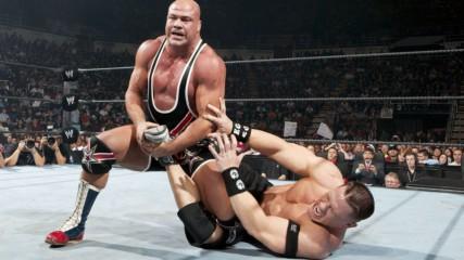 John Cena vs. Kurt Angle – WWE Title Match: Survivor Series 2005 (Full Match)
