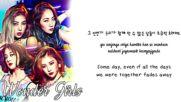 Wonder Girls - Remember (eng Lyrics and Karaoke)