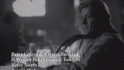 Peter Cetera & Crystal Bernard - ( I Wanna Take) Forever Tonight (1995)- Hq Upscale [my_edit]