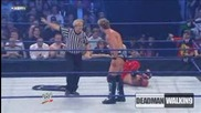 Chris Jericho vs Jeff Hardy vs Kane vs Mysterio - Number One Contenders Match: Smackdown 1.5.2009