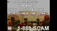 Counter Strike For Kids :d