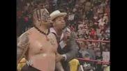 Wwe John Cena Vs. Umaga Contract Signing