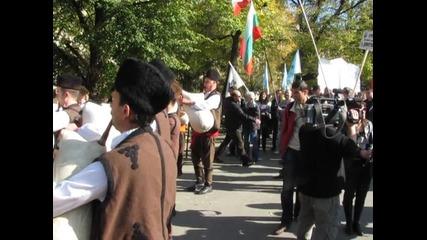 Протест 07.11.2010г. Сфсмвр - 1