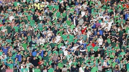 Northern Ireland 0-0 Romania