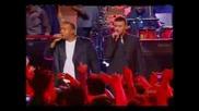 Justin Timberlake ft. Timbaland Live - Sexy Back