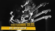 Ritchie Blackmore - 25 Best Solos