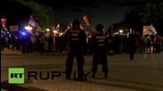 Germany: Nazi salutes and scuffles as BERGIDA protest Islamism in Berlin