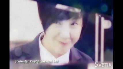 The Strongest K-pop Survival Mv - Live It Up
