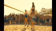 Ето Така Се Свалят Мацки На Плажа!