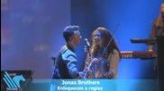 Част от изпълненията на Jonas Brothers в Мексико