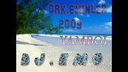 Ork - Eminler 2009 Gamzeli oyun havasi