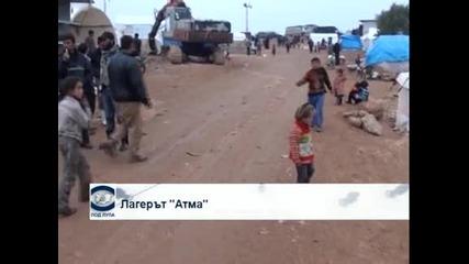 """Милка Ганчева разказва за """"живота под обстрел"""" и сирийските бежанци"""