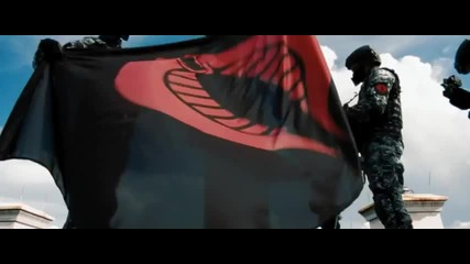 * G. I . Joe: Ответен удар * - първи официален трейлър