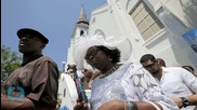 1st Service Held at Black Church Since 9 Slayings