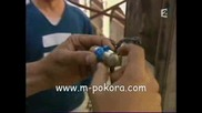 Matt Pokora В Fort Boyard 2006 Part 2