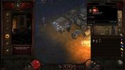 Diablo 3 new trailer Artisan Crafting Video + Monk