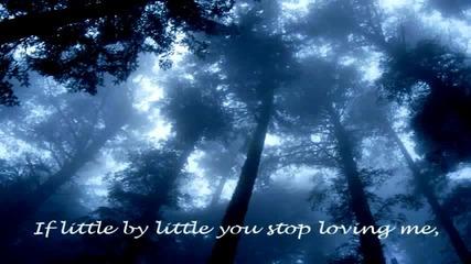 Madonna, Pablo Neruda - If you forget me