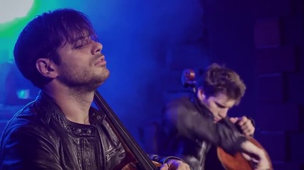 2cellos - The Trooper Official Video