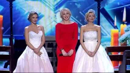 Невена Пейкова - X Factor Live (24.12.2014)