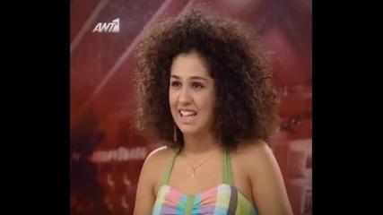 Млада гръцка звезда застрашава бляскавата кариера на Валентина Хасан