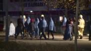 Germany: At least 7 injured after refugee centre set ablaze outside Berlin