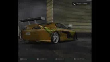 Nfs Carbon - FnF Cars