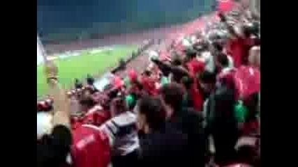 Цска - Тулуза - Химн На Цска