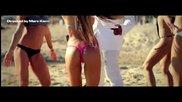 Premiere 2014! Dr Dancefloor ft. Vin- Put Your Hands Up (official video) *превод*