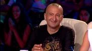 Мишел Страмински - X Factor (25.09.2014)