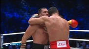 Ключовият момент в мача Пулев - Кличко