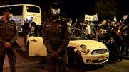Israel: Driver arrested after car speeds towards anti-Netanyahu protesters in Jerusalem