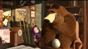 Маша и мечока 23 серия Hq