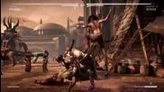Mortal Kombat X - Mileena vs Kitana