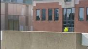 Уличен тенисист